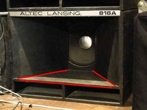 Altec Lansing 816a Speakerplans Com Forums Page 1