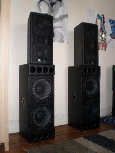 2 X 8 Quot 1 Quot Mid Hi Speaker Plans Speakerplans Com Forums