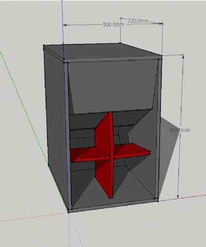 folded horn subwoofer box plans folded free engine image for user manual download