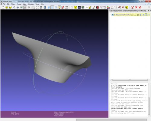 How to design a horn flare - Speakerplans com Forums - Page 1