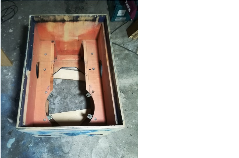 Turbosound Floodlight Restoration Pictures Speakerplanscom