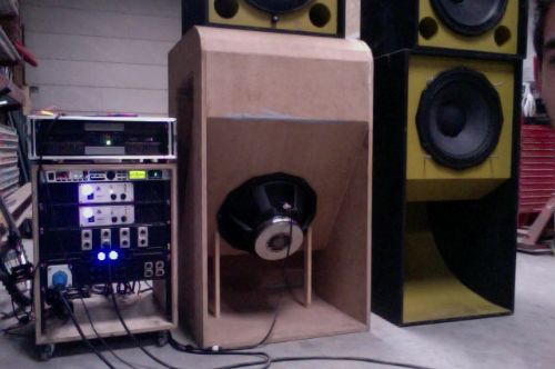 Tapped Horn Design Speakerplans Com Forums